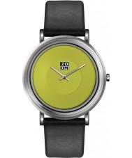 Zoom ZM-3794M-2511 Mens 168 Green Black Watch