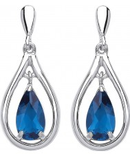 Purity 925 PUR3781ED Ladies Earrings