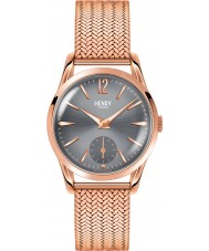 Henry London HL30-UM-0116 Ladies Finchley Rose Gold Plated Bracelet Watch