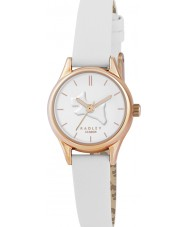 Radley RY2310 Ladies On The Run White Leather Strap Watch