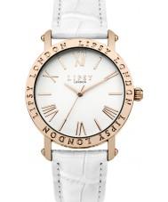 Lipsy LP455 Ladies White PU Strap Watch