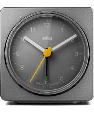 Braun BNC011GYGY Grey Alarm Clock