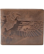 Fossil ML3962200 Mens Eagle Wallet