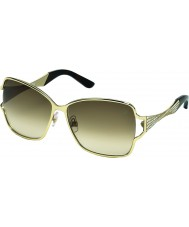 Swarovski Ladies Pale Gold SK0064 Donna Sunglasses