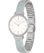 Halcyon Days HD4003 Ladies Agama Two Tone Brass Bracelet Watch