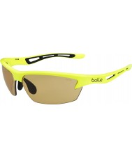 Bolle Bolt Neon Yellow Modulator V3 Golf Sunglasses