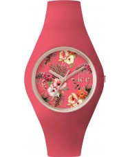 Ice-Watch 001442 Ice-Flower Exclusive Pink Silicone Strap Watch