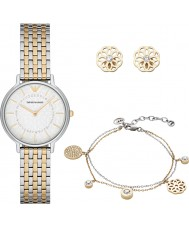 Emporio Armani AR80000 Ladies Dress Watch Gift Set