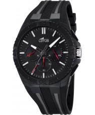 Lotus 18185-4 Mens Lotus R All Black Chronograph Watch