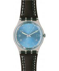 Swatch GM415 Original Gent - Blue Choco Watch