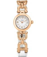 Coach 14501855 Ladies Waverley Rose Gold Plated Combi Bracelet Watch