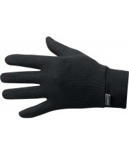 Odlo Warm Black Gloves
