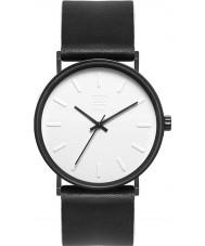 Zoom ZM-3811M-2501 Lounge White Black Watch