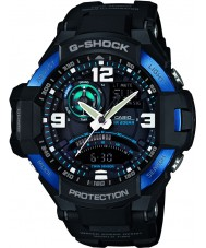 Casio GA-1000-2BER Mens G-Shock Twin Sensor Neon-Illuminator Watch