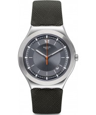 Swatch YWS425 Mens Tic-Green Watch