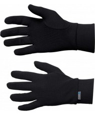 Odlo Kids Black Gloves