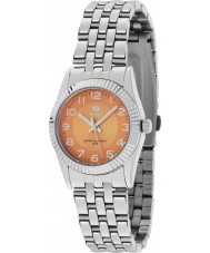 Marea 21161-7 Ladies Fashion Silver Steel Bracelet Watch