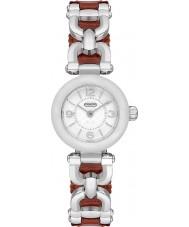 Coach 14501854 Ladies Waverley Two Tone Combi Bracelet Watch