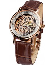 Ingersoll IN1918RSL Mens Nez Perce Brown Leather Strap Watch