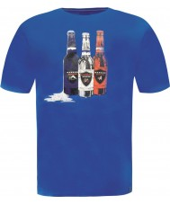 Dare2b Mens Bottle Skydiver Blue T-Shirt