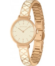 Halcyon Days HD4004 Ladies Agama Two Tone Brass Bracelet Watch