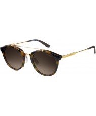 Carrera Mens Carrera 126-S SCN HA Havana Gold Sunglasses