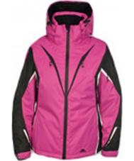 Trespass FAJKSKH20034-XS Ladies Astana Magenta Jacket - Size XS