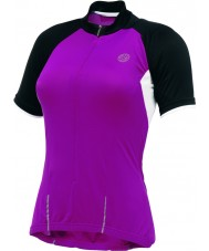 Dare2b Ladies Abscond Fuschia Jersey T-Shirt
