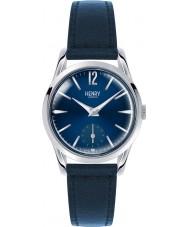 Henry London HL30-US-0069 Ladies Knightsbridge Blue Silver Watch