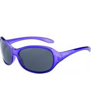 Bolle Awena Jr. (Age 8-11) Crystal Violet TNS Sunglasses