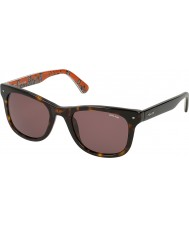 Police Mens Skyline 2 S1861-722 Dark Tortoiseshell Sunglasses