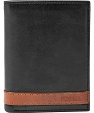 Fossil ML3675001 Mens Quinn Wallet