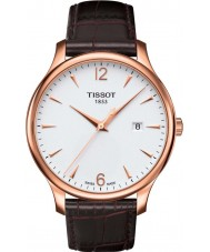 Tissot T0636103603700 Mens Tradition Watch