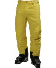 Helly Hansen Mens Legendary Yellow Ski Pants