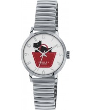 Radley RY4219 Ladies Stretch Silver Steel Expander Watch