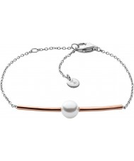 Skagen SKJ0918998 Ladies Agnethe Rose Gold Plated Bracelet