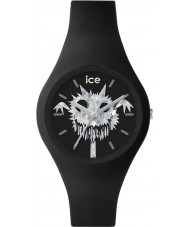 Ice-Watch 001445 Ice-Ghost Exclusive Black Silicone Strap Watch