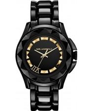 Karl Lagerfeld KL1006 Karl 7 Black Steel Bracelet Watch