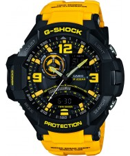 Casio GA-1000-9BER Mens G-Shock Twin Sensor Neon-Illuminator Watch