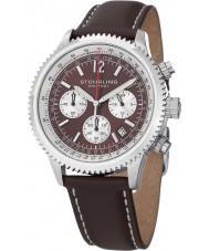 Stuhrling Original 669-03 Mens Monaco Watch