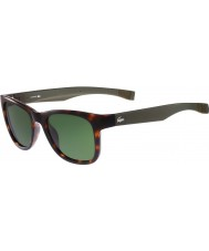 Lacoste L745S Tortoiseshell Magnetic Frame Sunglasses With Extendable Temples