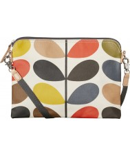 Orla Kiely 0ETCCMS136 Ladies Classic Multi Stem Travel Pouch