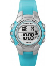 Timex T5K817 Kids Marathon Blue Resin Strap Watch