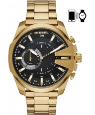 Diesel On DZT1013 Mens Mega Chief Smartwatch