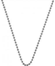 """Emozioni CH055 24"""" Sterling Silver Bead Chain"""