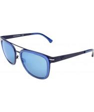 Emporio Armani EA2030 56 Trend Dark Blue Rubber 310255 Sunglasses