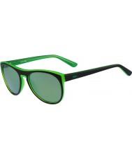 Lacoste L782S Black Lime Green Sunglasses
