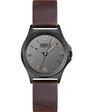 Barbour BB007CHBR Ladies Hebburn Brown Leather Strap Watch