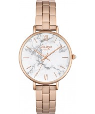 Lola Rose LR4002 Ladies Rose Gold Plated Bracelet Watch