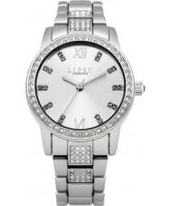 Lipsy LP462 Ladies Silver Bracelet Watch